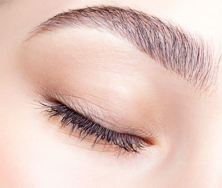 Augenwimpern